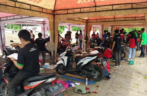 Gandeng ITS, Tekiro Tools Gelar Service Gratis di Surabaya (1)