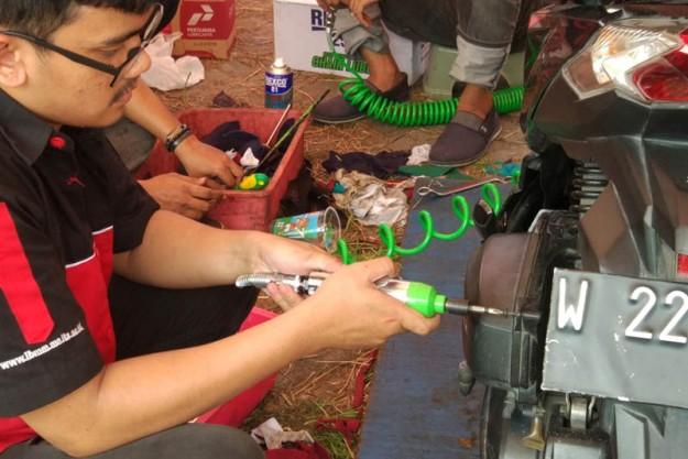 Gandeng ITS, Tekiro Tools Gelar Service Gratis di Surabaya (2)