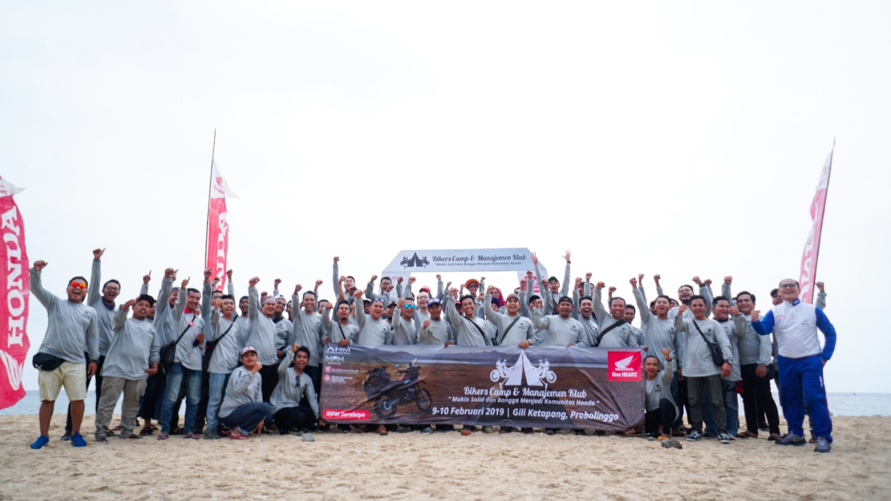 Honda Bikers Camp 2019