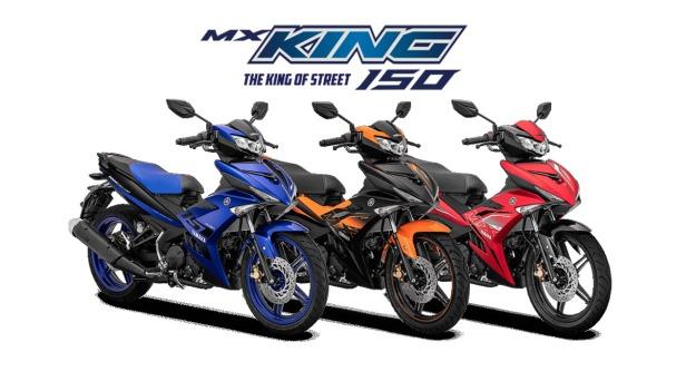MX-KING 150 Tahun 2019