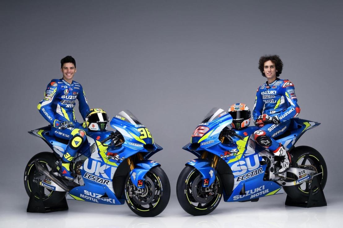 Sambut Musim 2019, Team Suzuki Ecstar MotoGP Siap dengan Pembalap Muda dan Baru .jpg