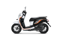 SCOOPY 2019_SPORTY WHITE