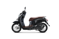 SCOOPY 2019_STYLISH BLACK