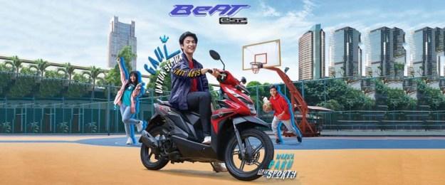 Tampil Baru, Ini Harga OTR Kediri New Honda Beat eSP 2019
