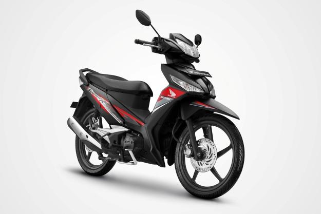 2 Warna Baru Honda Supra X 125 FI 2019 (1)