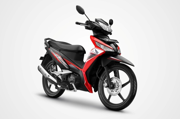 2 Warna Baru Honda Supra X 125 FI 2019 (2)