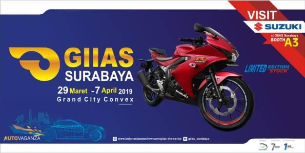 Banjir Promo, Suzuki Ramaikan GIIAS 2019 Surabaya.jpeg