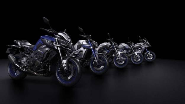 Deretan Yamaha MT-Series Dari Masa ke Masa