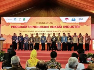 Dukung Pemerintah, Yamaha Luncurkan Program Pendidikan Vokasi Industri di Jawa Barat (1)