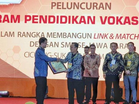 Dukung Pemerintah, Yamaha Luncurkan Program Pendidikan Vokasi Industri di Jawa Barat (2)
