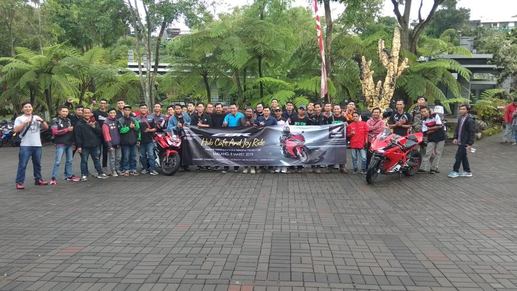 Gatheringnya Komunitas CBR Malang (3)