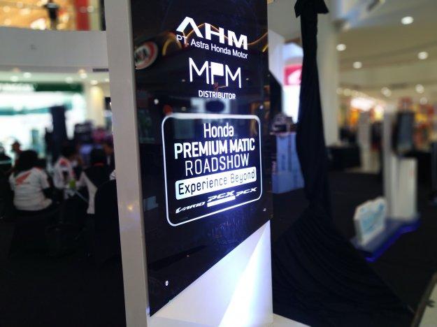 Lebih Dekat, MPM Gelar Honda Premium Matic Day di Icon Mall, Gresik (1)