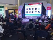 Lebih Dekat, MPM Gelar Honda Premium Matic Day di Icon Mall, Gresik (11)