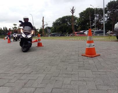 Lebih Dekat, MPM Gelar Honda Premium Matic Day di Icon Mall, Gresik (2)