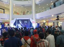 Lebih Dekat, MPM Gelar Honda Premium Matic Day di Icon Mall, Gresik (3)