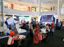 Lebih Dekat, MPM Gelar Honda Premium Matic Day di Icon Mall, Gresik (5)