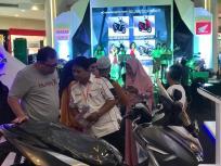 Lebih Dekat, MPM Gelar Honda Premium Matic Day di Icon Mall, Gresik (6)