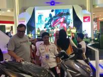Lebih Dekat, MPM Gelar Honda Premium Matic Day di Icon Mall, Gresik (9)