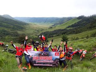 MPM Ajak Blogger dan Vlogger Jatim Ngetrail Bareng di Bromo (1)