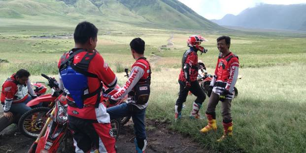 MPM Ajak Blogger dan Vlogger Jatim Ngetrail Bareng di Bromo (15)
