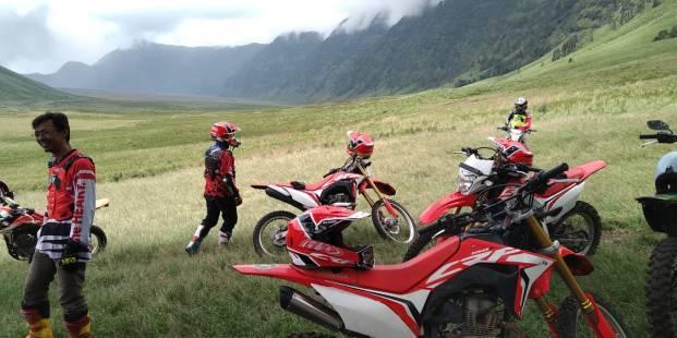 MPM Ajak Blogger dan Vlogger Jatim Ngetrail Bareng di Bromo (17)