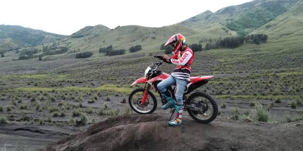 MPM Ajak Blogger dan Vlogger Jatim Ngetrail Bareng di Bromo (20)