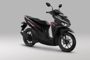 Vario 125 CBS Advance Black Mettalic