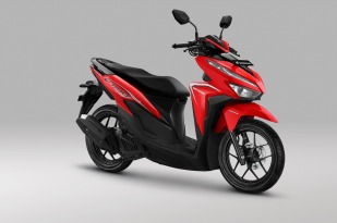 Vario 125 CBS Advance Red