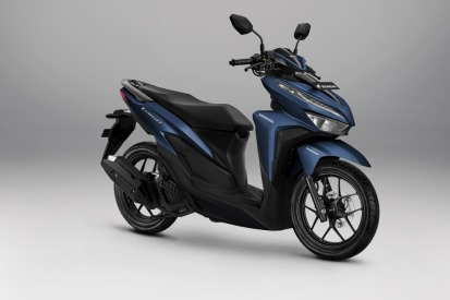 Vario 125 CBS-ISS Advance Matte Blue