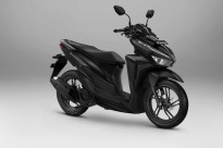 Vario 150 Tahun 2019 Exclusive Matte Black