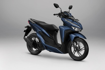 Vario 150 Tahun 2019 Exclusive Matte Blue