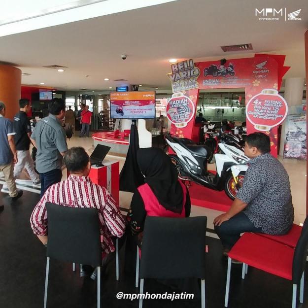 Daftar Pemenang Tahap 3 Undian Beli Vario Banyak Hadiah MPM Honda Jatim (1)