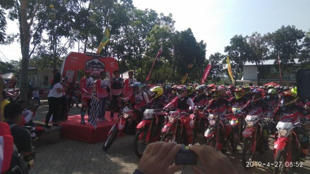 Jelajah 3 Gunung Jawa Timur Dengan Honda CRF150L (1)