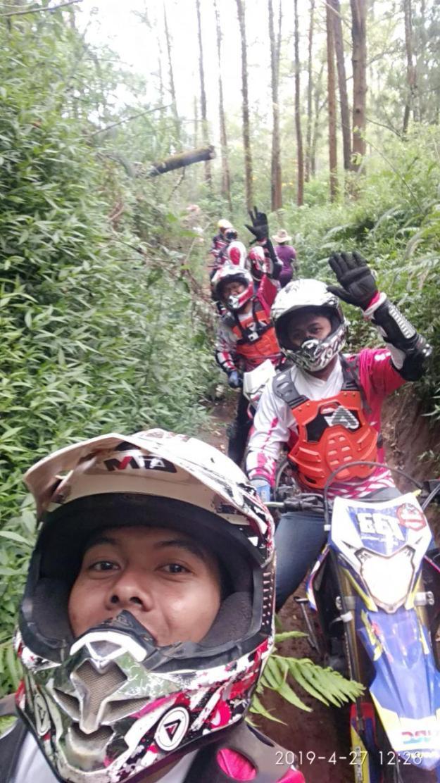 Jelajah 3 Gunung Jawa Timur Dengan Honda CRF150L (6)