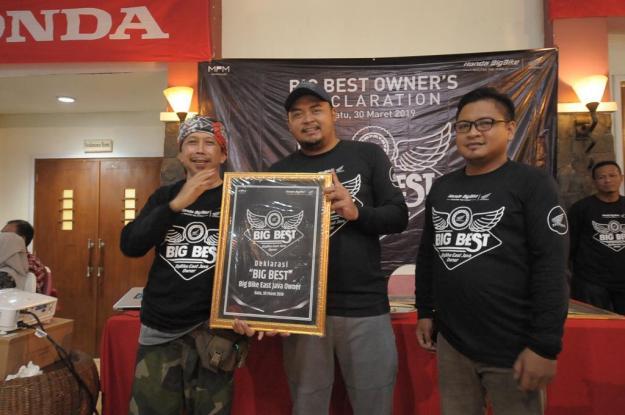 MPM Dukung Deklarasi Komunitas Honda Big Bike Jawa Timur (1)