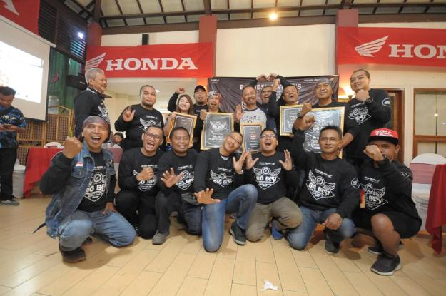 MPM Dukung Deklarasi Komunitas Honda Big Bike Jawa Timur (2)