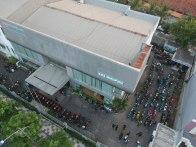 Pemilik & Komunitas Suzuki Surabaya Antusias Ikuti Saturday Night Ride (1)
