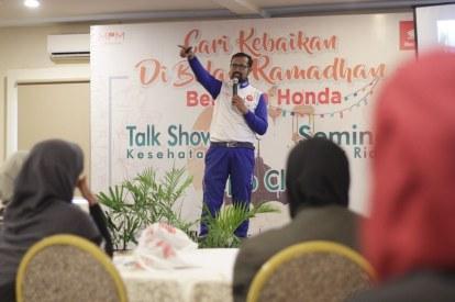 Cari Kebaikan Ala Konsumen Honda di Bulan Ramadhan (9)