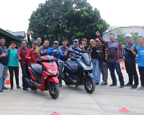 Gandeng YRA, Yamaha Gelar Pelatihan Safety Riding Masa Kini (1)