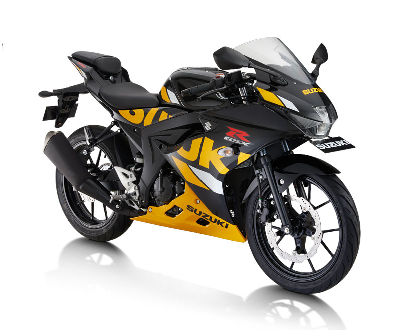 GSX-R150-Daytona-Yellow