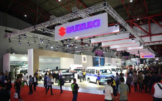 IIMS 2019, Suzuki Sukses Jual 1.350 unit Mobil