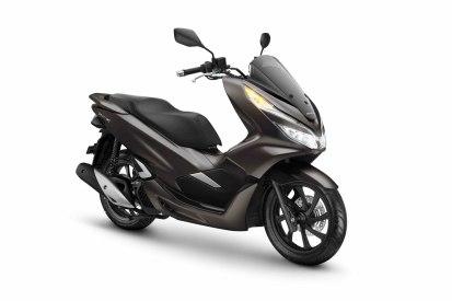 Matte Brown, Warna Baru Honda PCX 2019