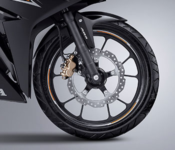 Ragam Aksesoris Resmi All New Honda CBR150R Terbaru 2019 (8)