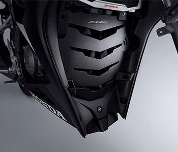 Ragam Aksesoris Resmi All New Honda CBR150R Terbaru 2019 (9)