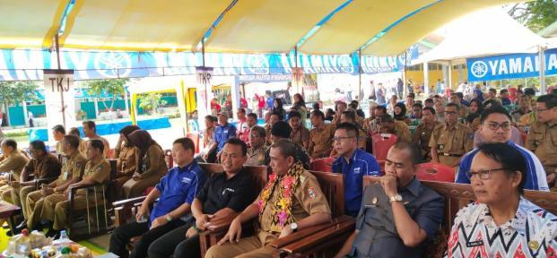 Dukung Dunia Pendidikan, Yamaha Resmikan Kelas Khusus di 5 SMK Sulawesi Selatan (4)
