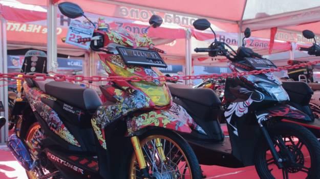 Wadahi Modifikator Muda Jawa Timur, MPM Gelar Honda Modif Contest di Surabaya (1)