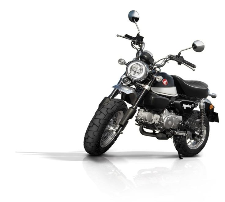 Honda Monkey - Pearl Shining Black