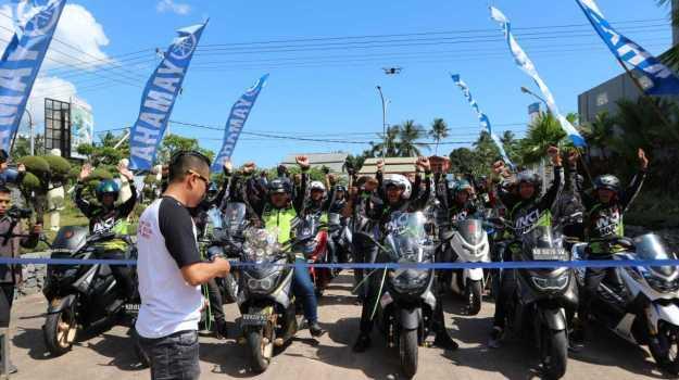 MAXI Yamaha Day Meriahkan Kota Singkawang (1)