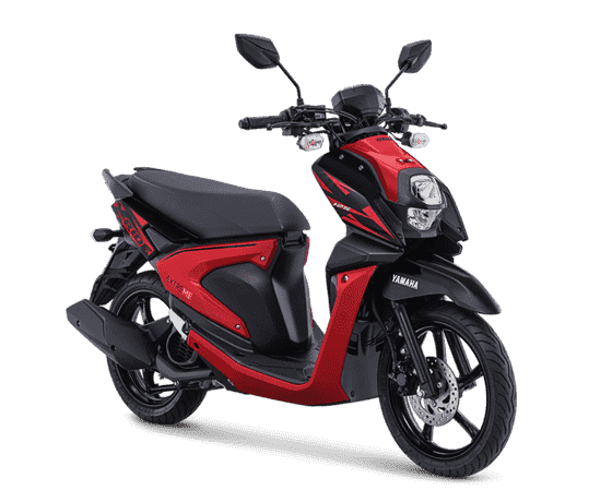 X-ride Attractive Red