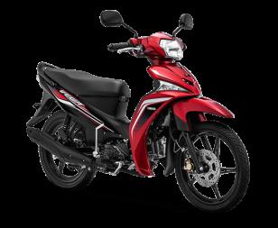 Yamaha Vega Force - Metallic Red
